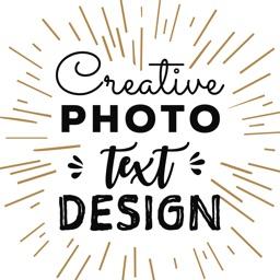 Pinso - Text on Photos Design