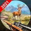 野生の鹿狩り2021アイコン