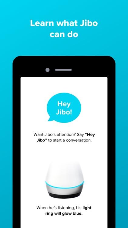 Jibo App screenshot-4