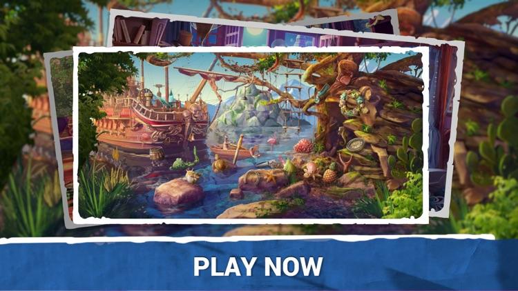 Hidden Object Games Fairy Tale screenshot-3