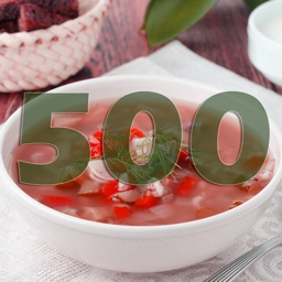 500 Soup & Chili Recipes