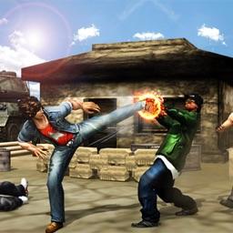 Street Kungfu: Master Fighting