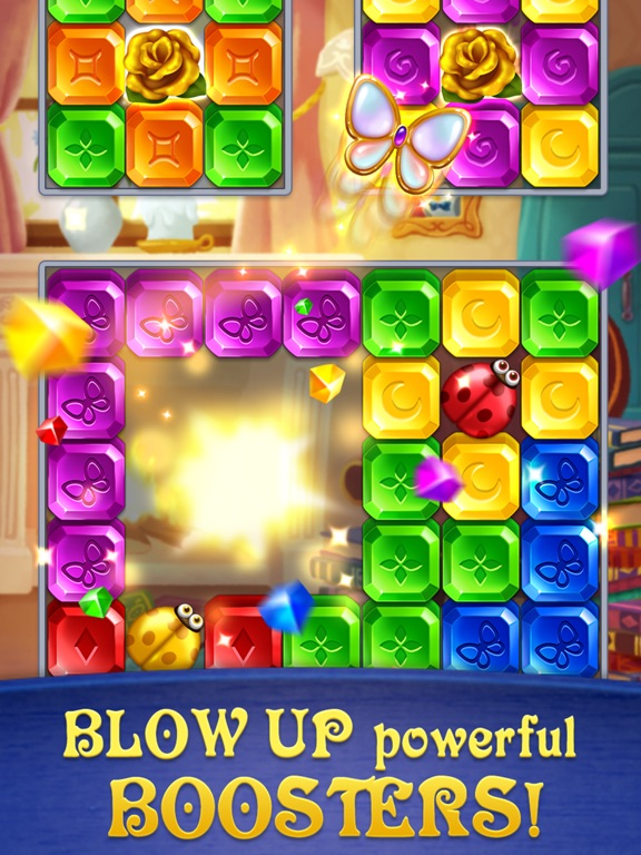 Gem Blast: Magic Match Puzzle screenshot 7