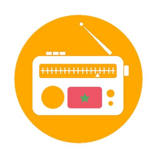 Radios Maroc FM Live Stream AM iOS App