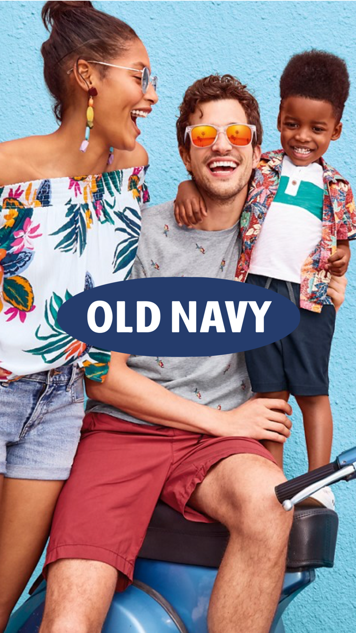Old Navy Screenshot