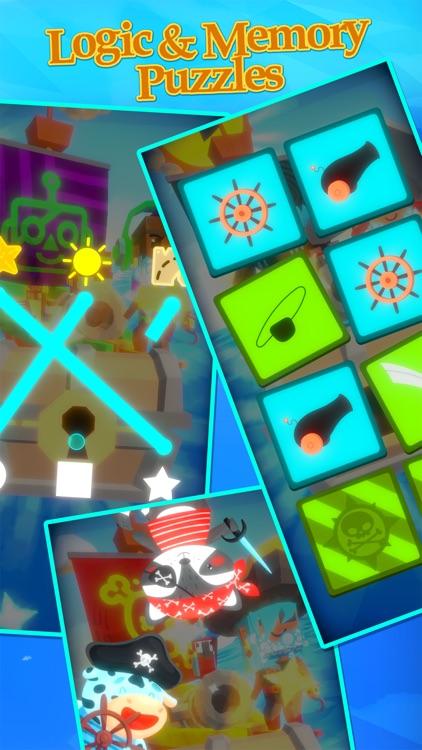 BubbleBeard: Puzzle Pirate screenshot-6