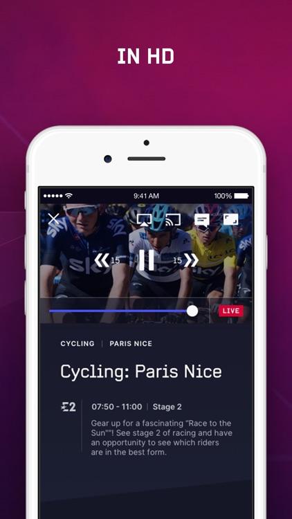Eurosport Player screenshot-3