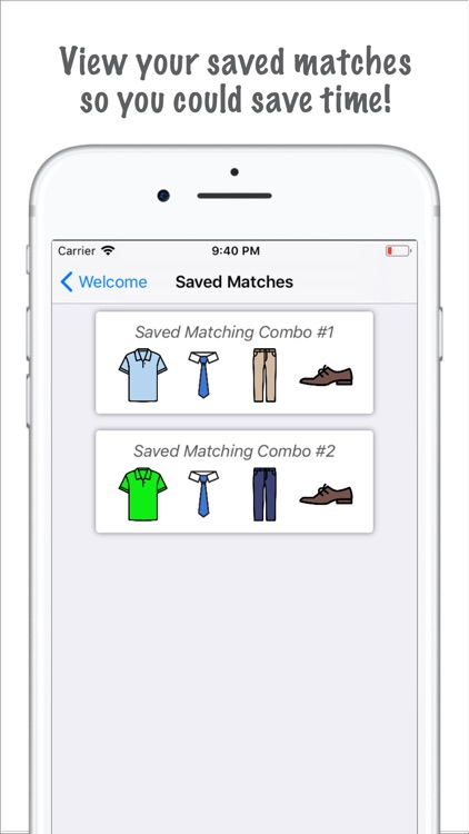 Clothes Matcher Pro screenshot-7