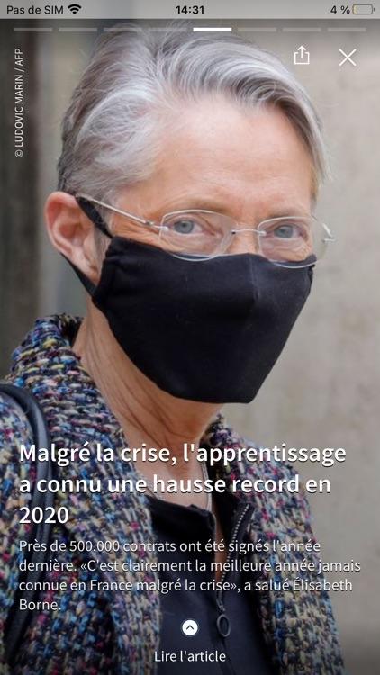 Le Figaro : Actualités et Info screenshot-4