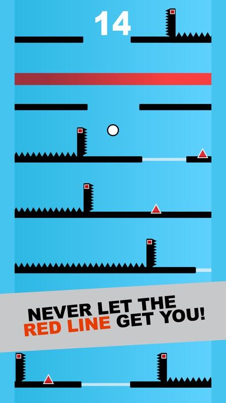 Escape Red Line
