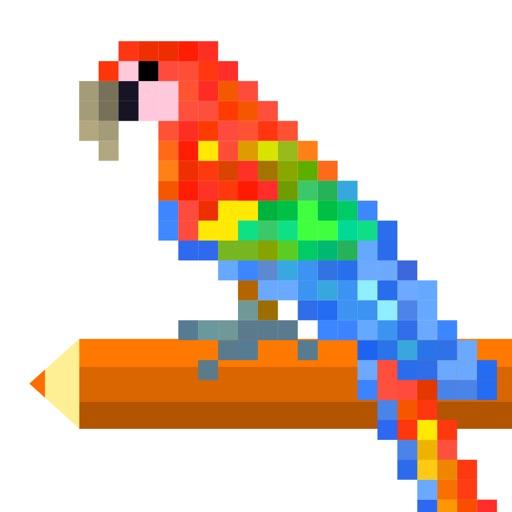 NuRiE -数字で塗り絵- icon