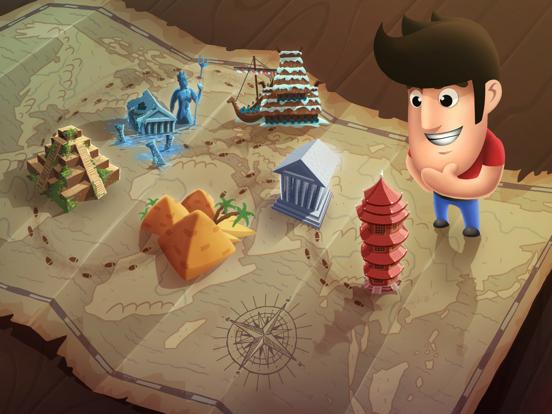 Diggy's Adventure: パズルゲームのおすすめ画像5