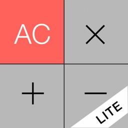 iCalc Lite - Calculator