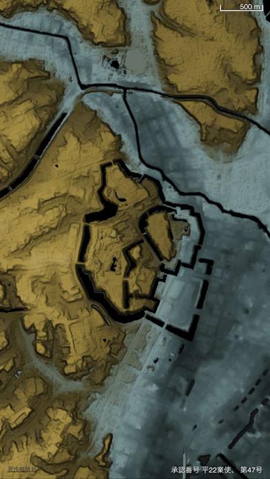 東京時層地図のおすすめ画像2