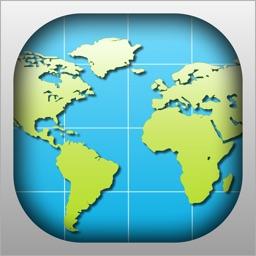 World Map 2018