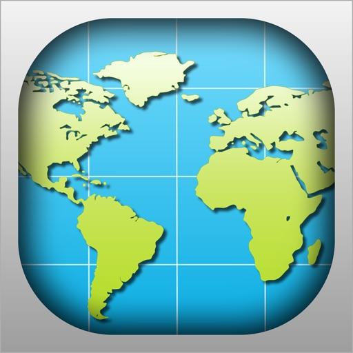 World map 2018 app store revenue download estimates priori data world map 2018 gumiabroncs Images
