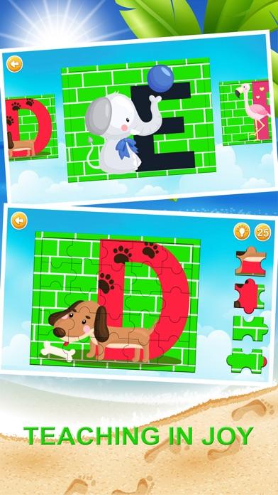 Jigsaw Puzzle Kids-Early Edu screenshot four