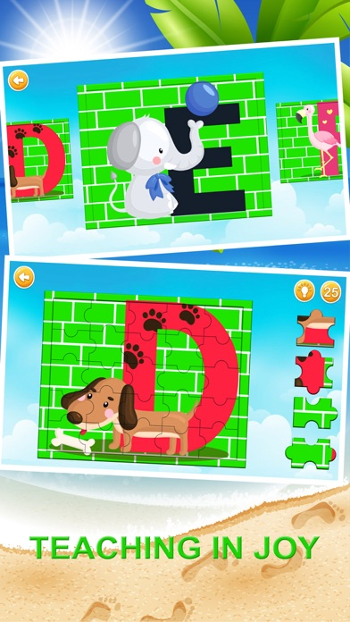 Jigsaw Puzzle Kids-Early Edu screenshot four