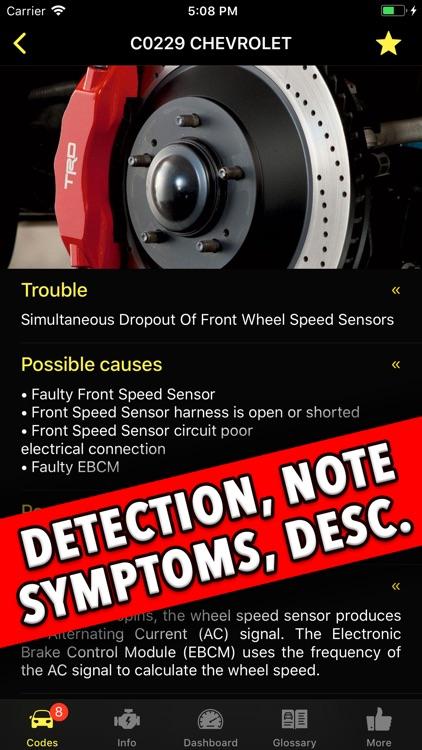 Diagnostic for Chevrolet screenshot-4