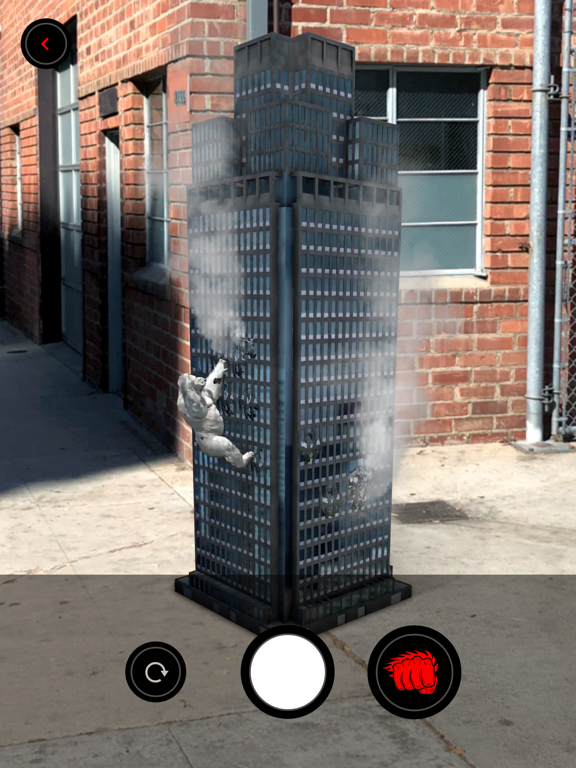 Rampage: AR Unleashed screenshot 13