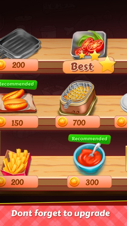 Kitchen Chef : Cooking Manager screenshot-3