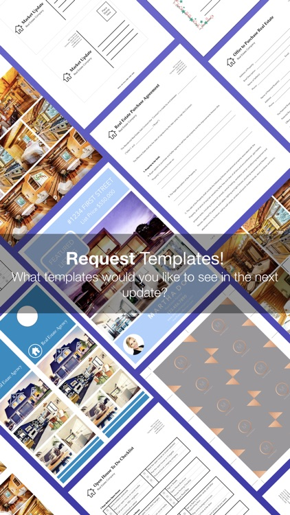 RealEstate Templates for Pages screenshot-4