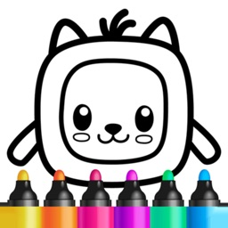 Drawing Pad Kids Toddler Games