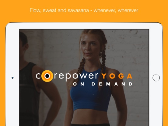 CorePower Yoga On Demand screenshot 5
