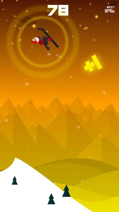 Backflip mountain music game for Windows