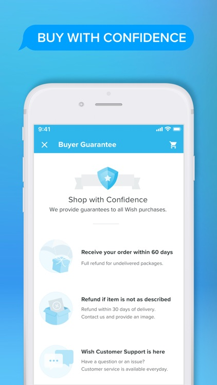 Wish - Shopping Made Fun screenshot-9