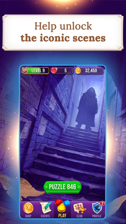Harry Potter: Puzzles & Spells screenshot-0