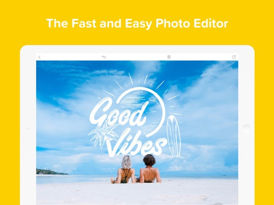 Over Edit & Add Text to Photos Screenshots