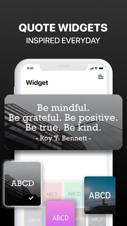 Self Remind: Motivation Quotes screenshot-0