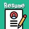 履歴書 - レジュメ作成 と職務経歴書 - iPadアプリ