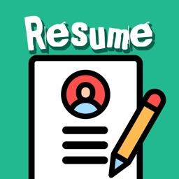 Resume builder - template