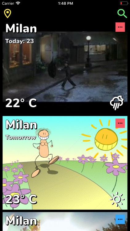 AhahWeather screenshot-2
