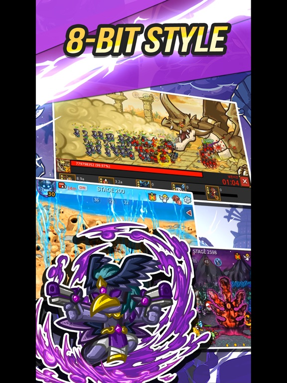 Endless Frontier Saga 2 - RPG-ipad-4