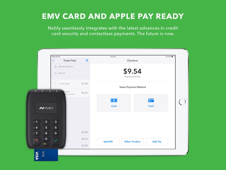 Nobly POS - Point of Sale Till