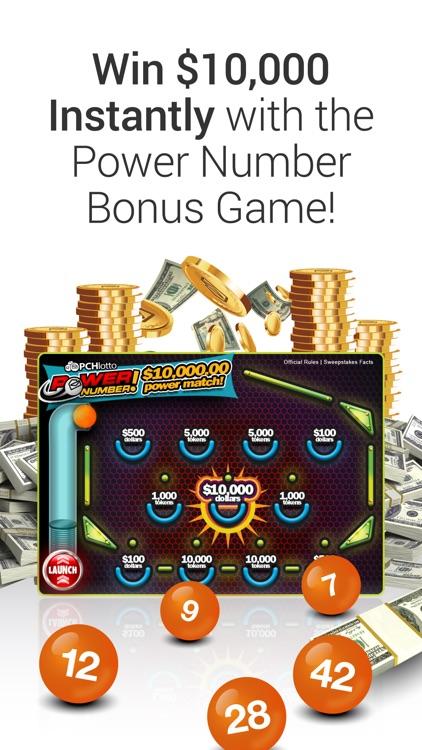 PCH Lotto - Real Cash Jackpots screenshot-6