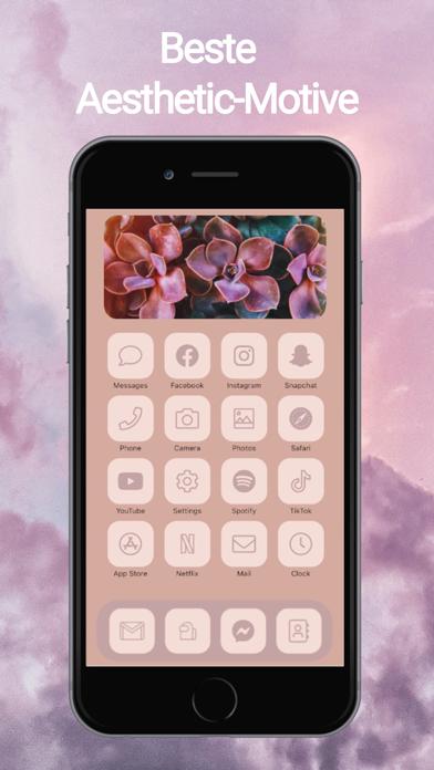 Aesthetic Kit,Icons und MotiveScreenshot von 4
