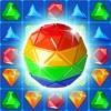 宝石パズル - ダイヤモンド国の旅 - iPhoneアプリ