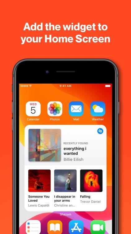 Shazam: Music Discovery screenshot-7