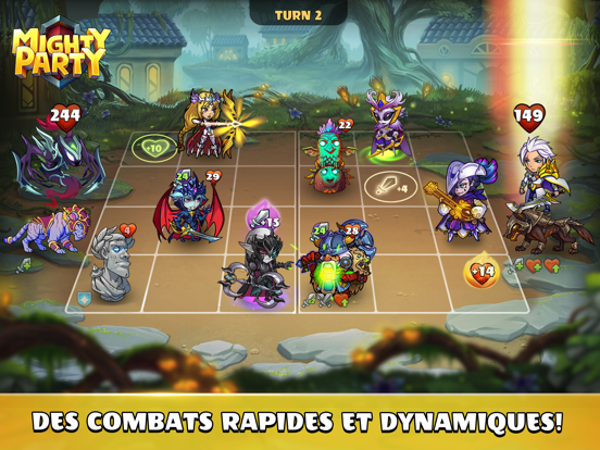 Mighty Party: Battle Heroes