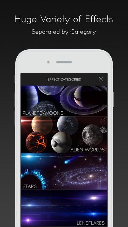 Alien Sky - Space Camera screenshot-3