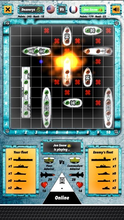 Sea Battle Board Game screenshot-0