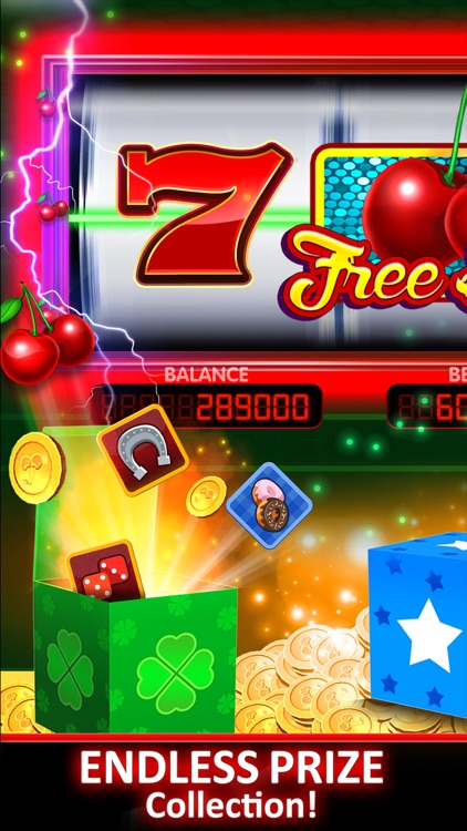 777 Classic Slots Galaxy screenshot-4