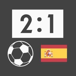 Live Scores for La Liga App