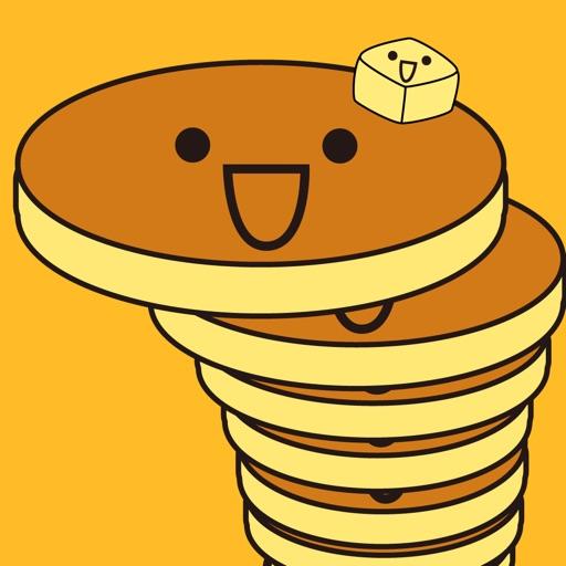 パンケーキタワー® 子供向け人気ゲーム