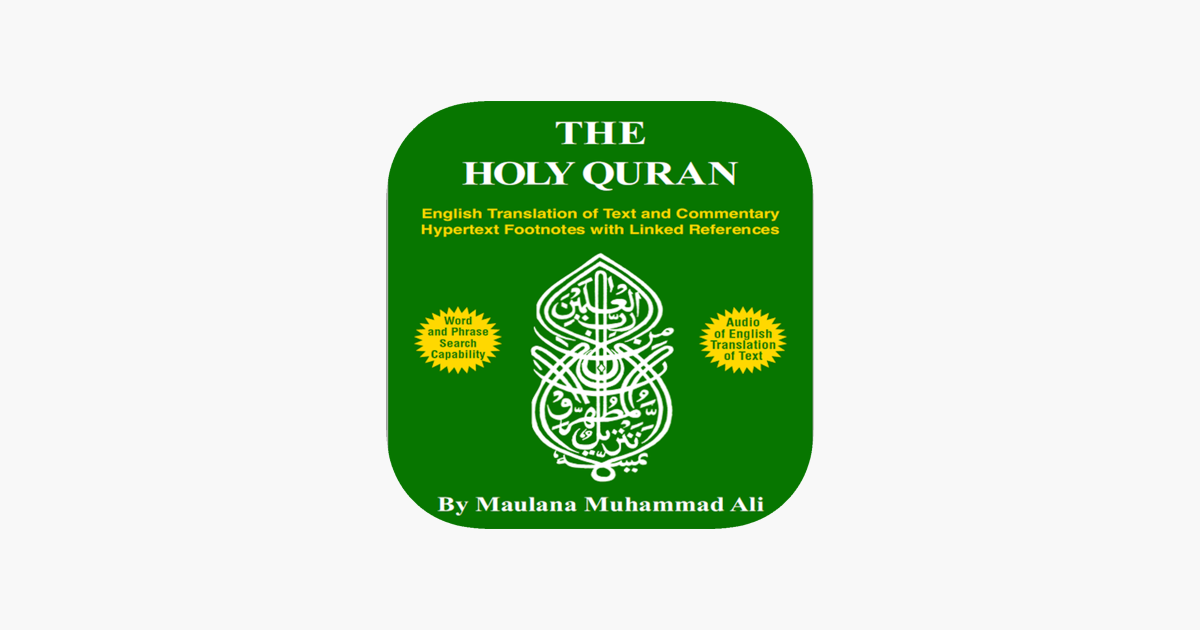 Holy Quran App On The App Store