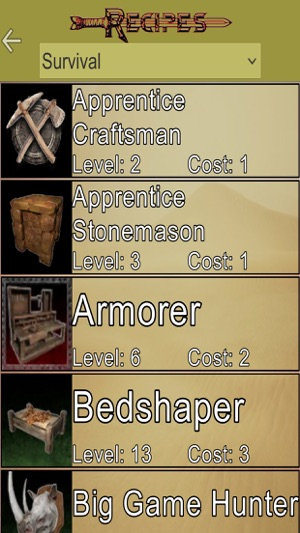 Companion for conan exiles on the app store companion for conan exiles on the app store forumfinder Image collections